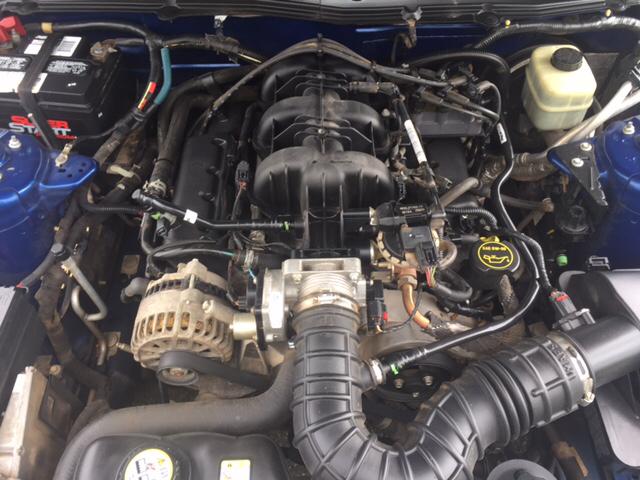 2006 Ford Mustang V6 Premium 2dr Coupe - Fredericksburg VA