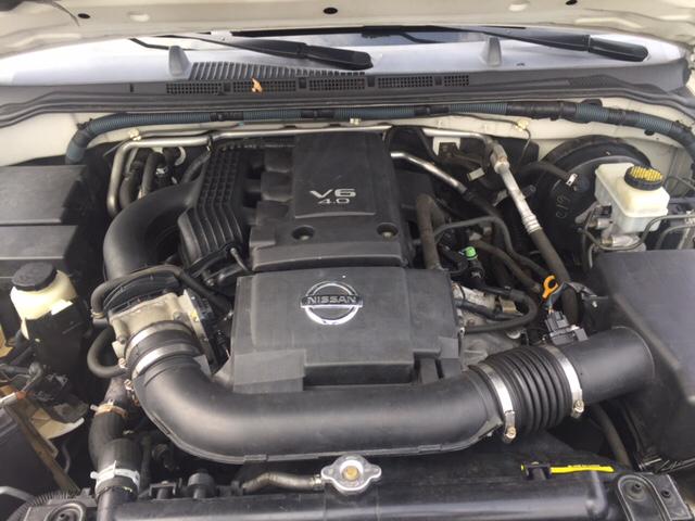 2007 Nissan Xterra X 4dr SUV (4L V6 5A) - Fredericksburg VA
