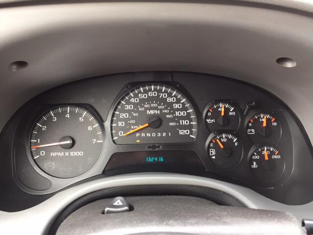2006 Chevrolet TrailBlazer LS 4dr SUV 4WD - Fredericksburg VA
