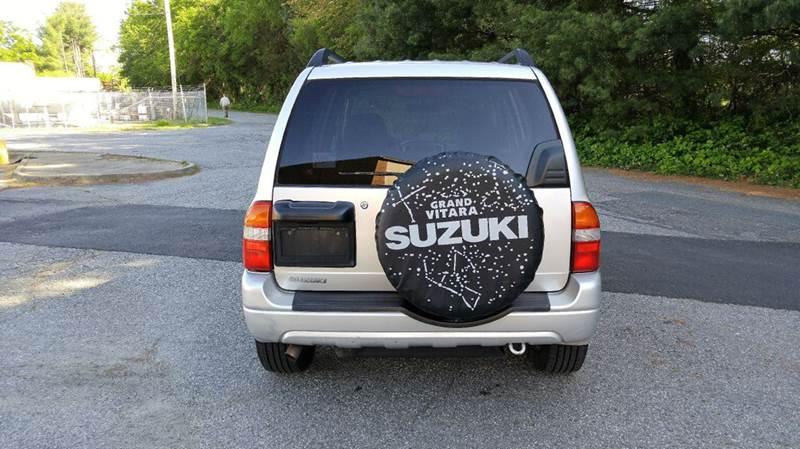 2003 Suzuki Grand Vitara 4WD 4dr SUV - Fredericksburg VA