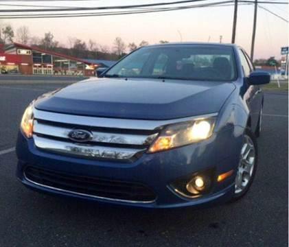 2010 Ford Fusion for sale in Fredericksburg, VA
