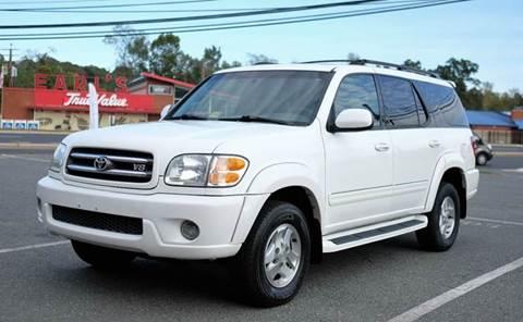 Toyota sequoia for sale virginia for Premium motors hanford ca
