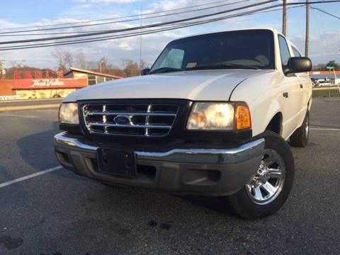 2002 Ford Ranger For Sale  Carsforsalecom