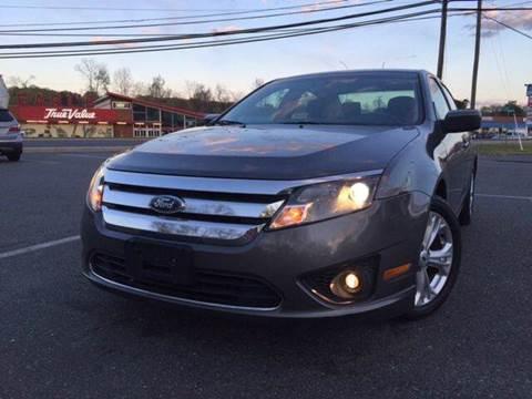 2012 Ford Fusion for sale in Fredericksburg, VA