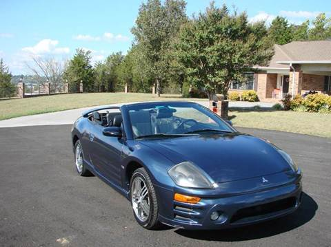 2004 Mitsubishi Eclipse Spyder for sale in Sevierville, TN