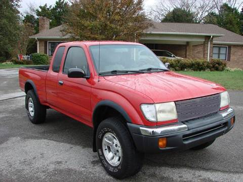 1999 Toyota Tacoma For Sale In Thomson Ga