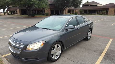 2009 Chevrolet Malibu for sale in Arlington, TX