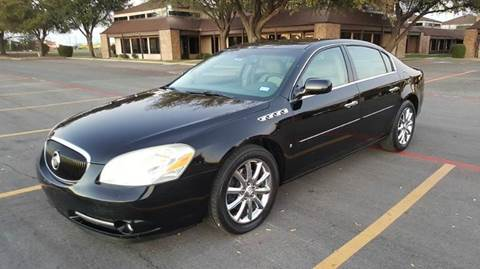 2007 buick lucerne for sale texas for 11th street motors beaumont tx