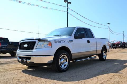 2006 Ford F-150 for sale in Leander TX