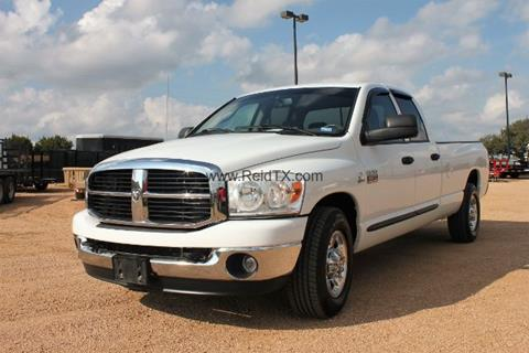 2007 Dodge Ram Pickup 2500 for sale in Leander TX