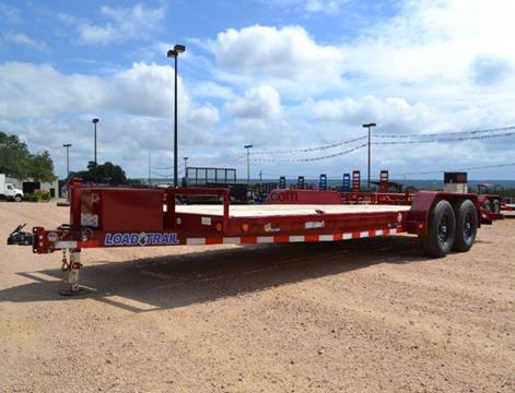 2017 Load Trail CH8320052 for sale in Leander TX