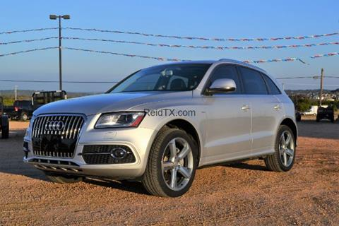 2014 Audi Q5 for sale in Leander, TX