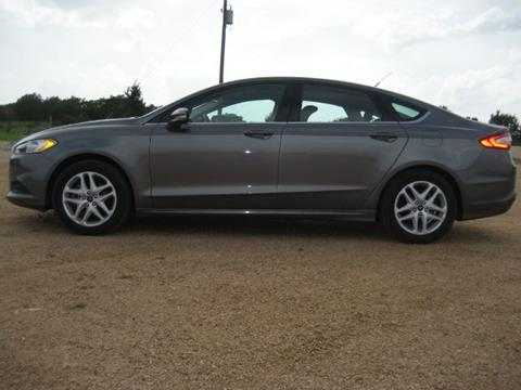2014 Ford Fusion for sale in Leander TX