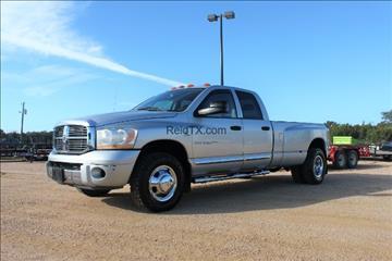 2006 Dodge Ram Pickup 3500 for sale in Leander, TX
