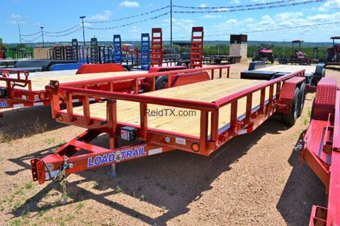 2017 Load Trail CS8320052 for sale in Leander, TX