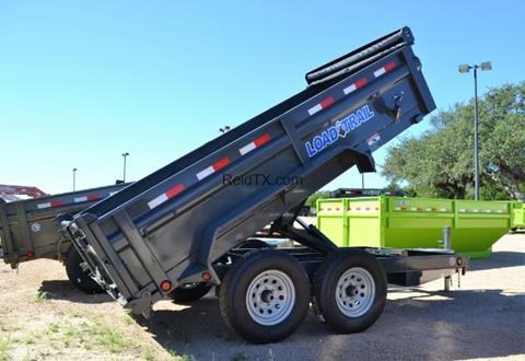 2017 Load Trail DT7212052 for sale in Leander, TX