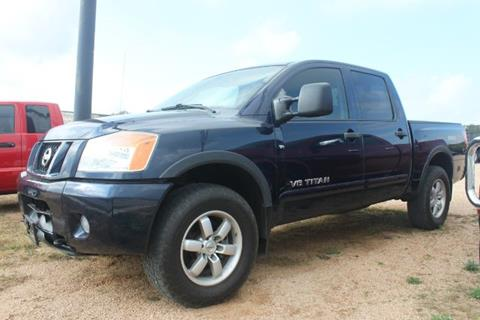2009 Nissan Titan for sale in Leander, TX