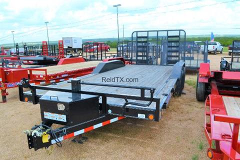 2016 Load Trail CH0220072 for sale in Leander, TX