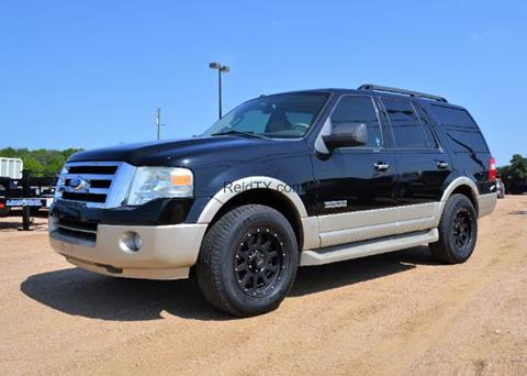 2008 Ford Expedition for sale in Leander TX