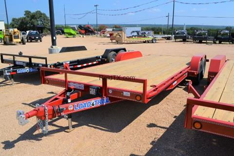 2018 Load Trail CH8320032 for sale in Leander, TX