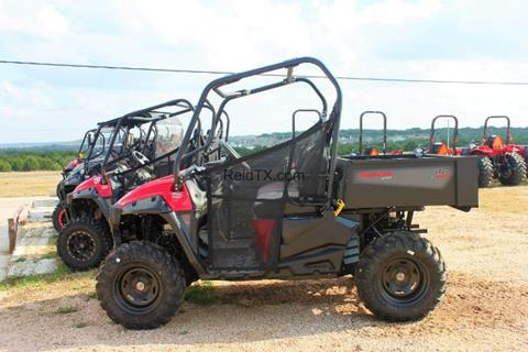 2016 Mahindra mPACT 750 B for sale in Leander TX