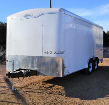 2017 Haulmark TST85X16WT3 for sale in Leander, TX