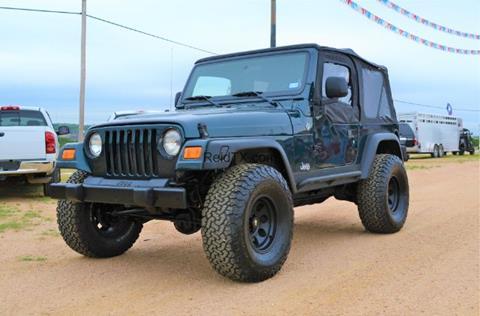 2006 Jeep Wrangler for sale in Leander TX