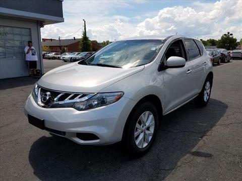 2014 Nissan Murano for sale in Manassas, VA