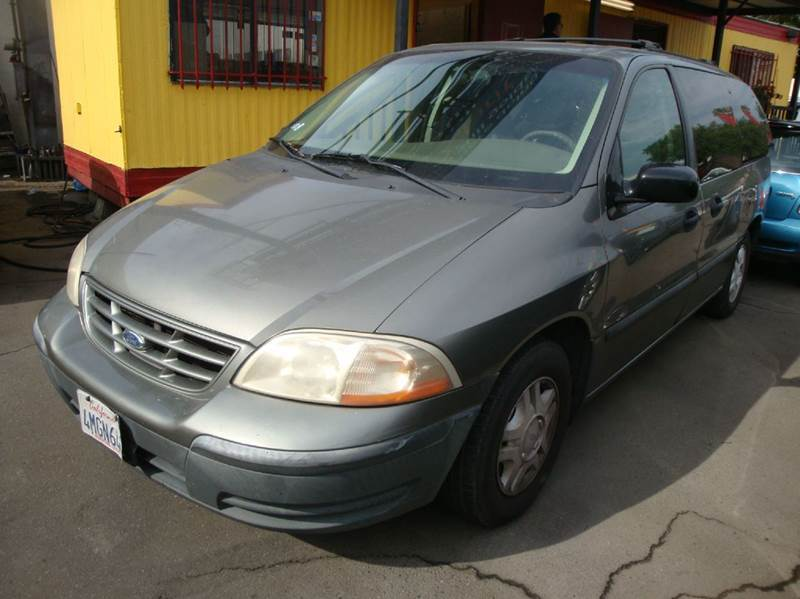 Ford Windstar For Sale In California