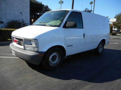 2000 GMC Safari Cargo for sale in Panorama City, CA