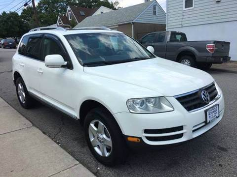 2007 Volkswagen Touareg for sale in Totowa, NJ