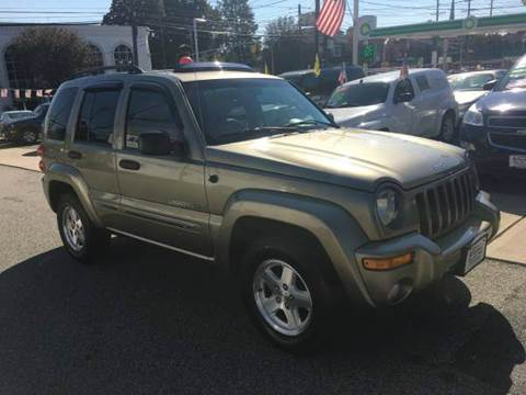 2003 Jeep Liberty for sale in Totowa, NJ