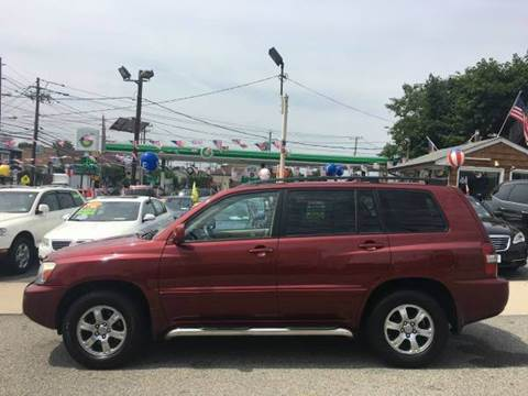 2004 Toyota Highlander for sale in Totowa, NJ