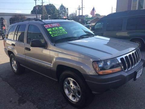 2001 Jeep Grand Cherokee for sale in Totowa, NJ
