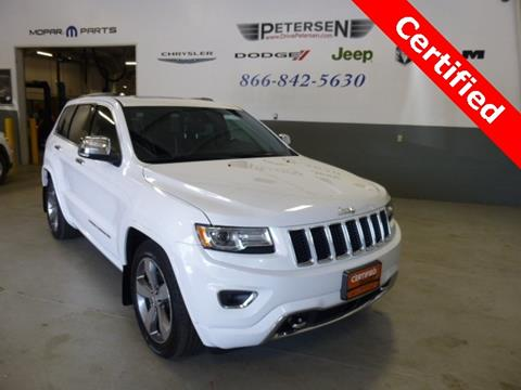 2015 Jeep Grand Cherokee for sale in Waupaca, WI