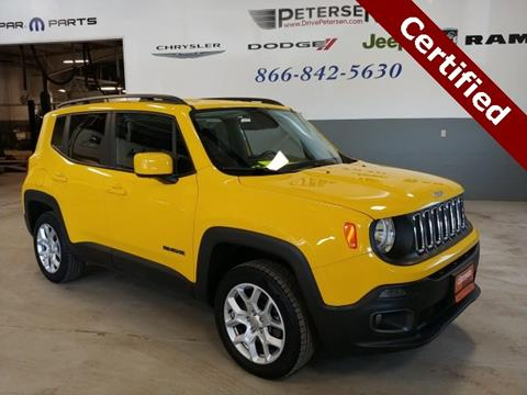 2015 Jeep Renegade for sale in Waupaca, WI