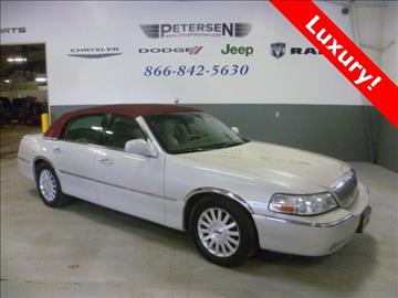 Lincoln Town Car For Sale - Carsforsale.com