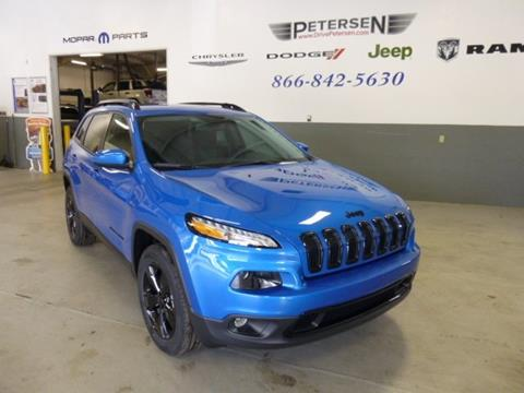 2018 Jeep Cherokee for sale in Waupaca, WI