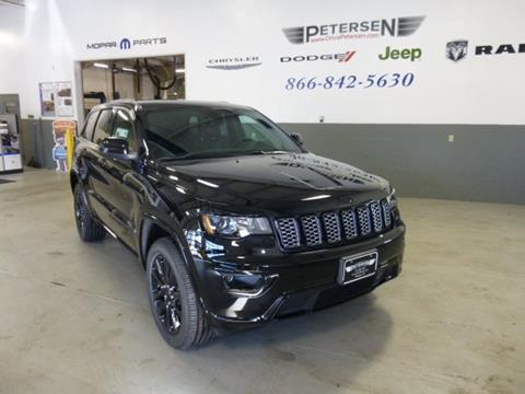 2018 Jeep Grand Cherokee for sale in Waupaca, WI