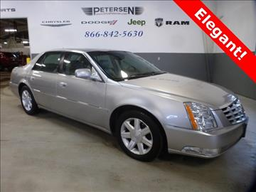 2006 Cadillac DTS for sale in Waupaca, WI
