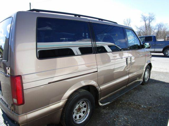 2000 CHEVROLET ASTRO LS 3DR PASSENGER VAN EXTENDED gold abs - 4-wheel cassette cruise control