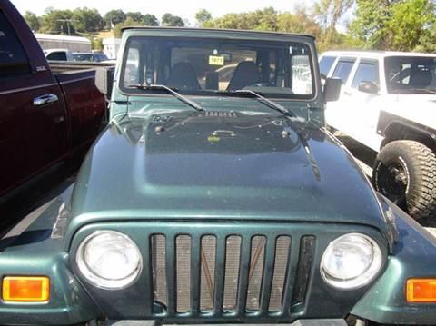 2000 Jeep Wrangler for sale in Abingdon, VA