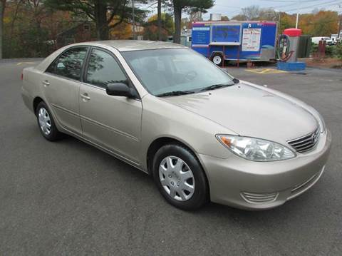 2005 Toyota Camry for sale in Attleboro, MA
