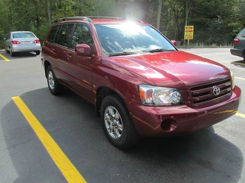 2005 Toyota Highlander for sale in Attleboro, MA