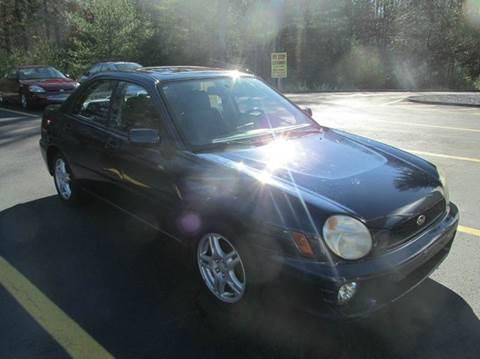2002 Subaru Impreza for sale in Attleboro, MA