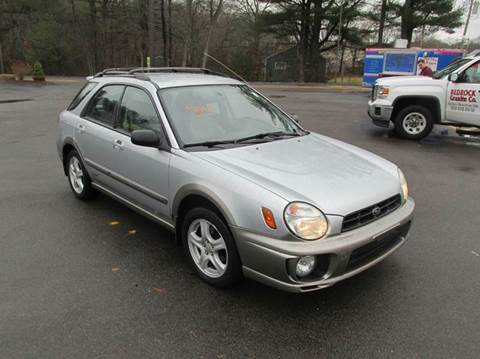 2003 Subaru Impreza for sale in Attleboro, MA
