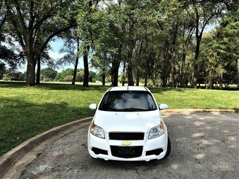 2011 Chevrolet Aveo for sale in Kansas City, MO