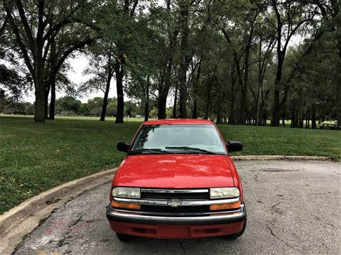 1999 Chevrolet S-10 for sale in Kansas City, MO