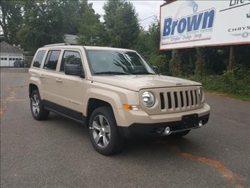 Jeep patriot for sale calhoun ga for Brown motors greenfield ma service