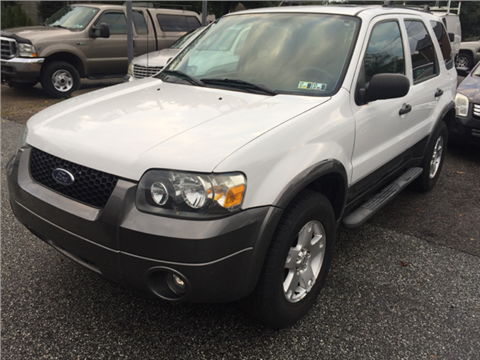 2006 Ford Escape for sale in Aston, PA
